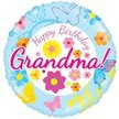 Happy Birthday Grandma Balloon